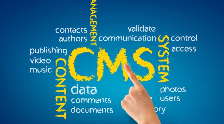 Кривая обучения различным CMS