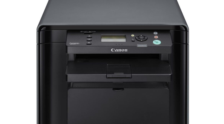 Проблема при сканировании на МФУ Canon MF4410