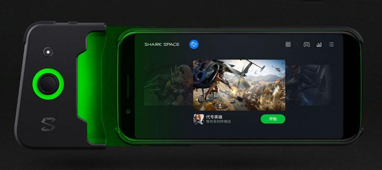 Не прошло и года. Игровой смартфон Xiaomi Black Shark доехал до России