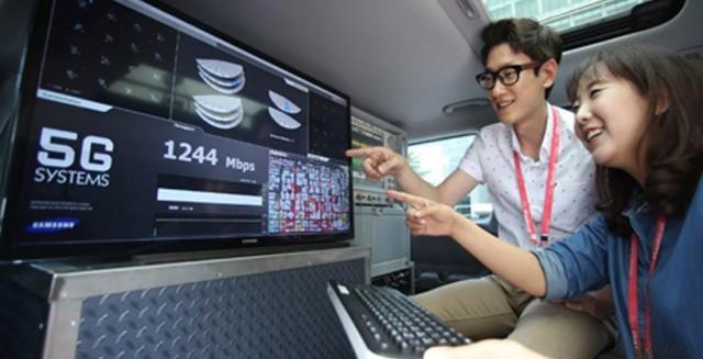 Мобильный оператор первой страны, в которой запущены сети 5G, установил уже более 5500 базовых станций