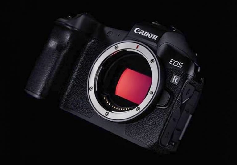 Беззеркальная камера Canon EOS RP выйдет примерно через 10 дней и будет стоить около $1500