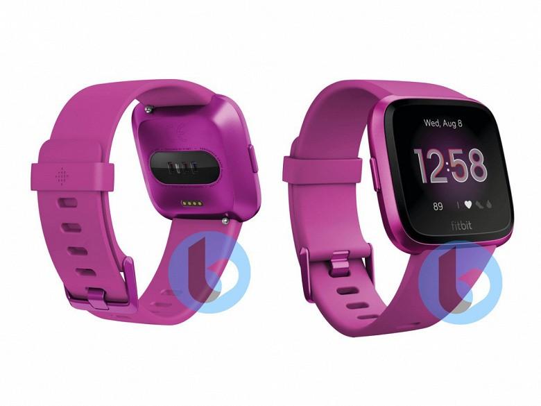 Появились изображения новой модели умных часов Fitbit