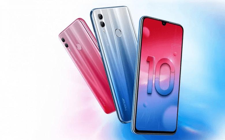 Смартфон Honor 10i скоро выйдет в Европе