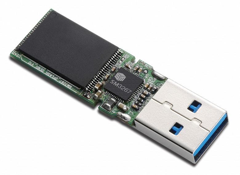 Генеральный директор Silicon Motion назвал срок, когда снижение цен на флэш-память NAND замедлится
