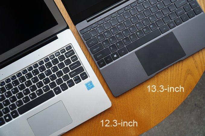 «Безрамочный» ноутбук Chuwi Aerobook профинансировали за считанные часы