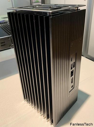 Akasa Turing — очень своеобразный корпус в стиле ар-деко для мини-ПК Intel NUC Bean Canyon