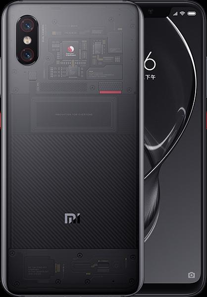 Xiaomi Mi 8 Explorer Edition готов к глобальному запуску