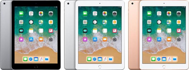 Такой же, но лучше. Apple готова к выпуску седьмого поколения iPad