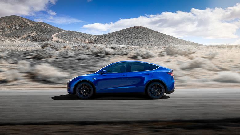 Представлен электрокроссовер Tesla Model Y: 3,5 c до 100 км/ч, 480 км на одной зарядке и цена от $39 000