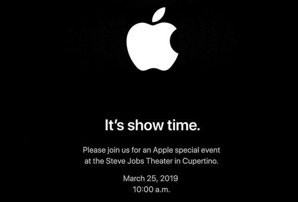 Официально: Apple представит новые сервисы и устройства 25 марта